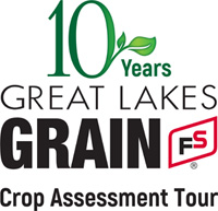 GREAT LAKES GRAIN - 2019 CROP ASSESSMENT TOUR - WEEK TWO Observations, Corn and Soybeans